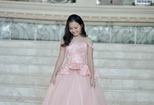 Engagement Dress / Sweet 17th Dress by Cloche Atelier