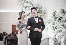 International Wedding of Adam & Bella by  Menara Mandiri by IKK Wedding (ex. Plaza Bapindo)