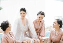 Wedding of Romano & Shanty by Lavie Portrait