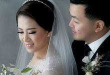 The Wedding of Pratista & Angela by Claise Photography