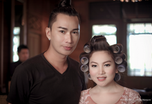 E-SESSION OF PAUL AND GENEVIE by Davey Marquez Makeup Artist