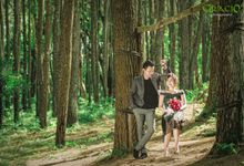 Prewedding Visca & Mario by Gracio Photography