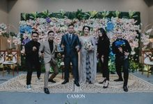 The Wedding of Fitri & Toni by newlyweds.wo