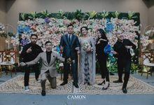 The Wedding of Fitri & Toni by newlyweds.wo