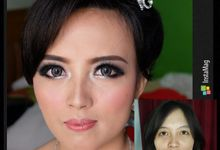 The Wedding Of Ferry & Yenny by Divine Bridal