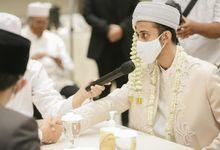 The Wedding of Ms. Fitri & Mr. Bagir by Kolibree Enterprise & Entertainment