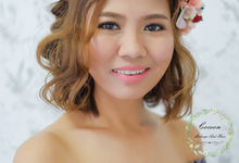 Khine Rom by Cocoon makeup and hair