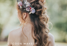 Ling Wei by Cocoon makeup and hair