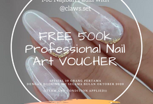 Pro MC with FREE Pro Nail Art Voucher by MC Najibah Fauzi