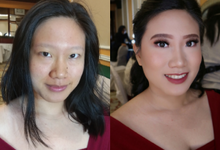 Before-after by Cindy Natalia