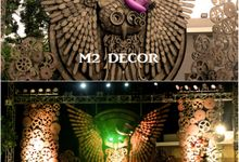 thematic parties decor by M2 decor