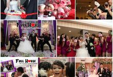 the wedding of Rudy & Yolin - 26 Oktober 2012 by Full House the organizer & entertainment