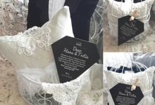 Hans & Tritia  Basic Wedding Theme by Fashion Pillow Weds