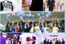 the wedding of Donald & Meliana - 23 Maret 2013 by Full House the organizer & entertainment