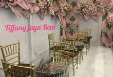 Tiffany Gold Kayu by TIFFANY JAYA RENT-KURSI TIFFANY
