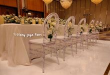 Olivia Chair by TIFFANY JAYA RENT-KURSI TIFFANY