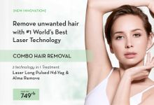 Hair Removal by ZAP Clinic