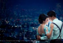 Prewedding Syela & Ray by MERCANTILE PENTHOUSE WEDDING