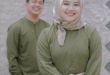 The Engagement of Denny & Tia by Fazz Project