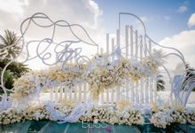 Overwater at Conrad Koh Samui Thailand by BLISS Events & Weddings Thailand
