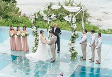 May & Kevin wedding at Conrad Koh Samui by BLISS Events & Weddings Thailand