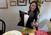 Meldiane's Bridal Shower by Fashion Pillow Weds