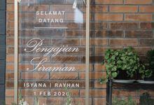 PENGAJIAN ISYANA & RAYHAN by Cerita Bahagia