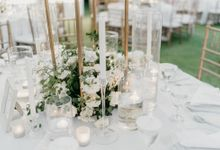 Afret & Anastasia by Butterfly Event Styling