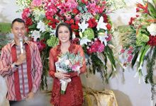 Engagement of Nadhila & Fachri by Eastern Opulence