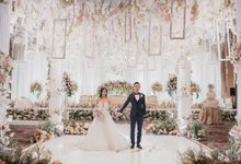 Andre & Rafaela by One Heart Wedding