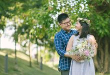 Sweet Surprise - Amelia & Andrew by Flores de Felice