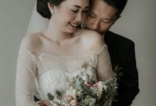THE WEDDING OF ALVIN & VIVIAN by AB Photographs