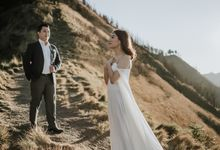 JOCKY & JESSICA - BROMO by AB Photographs