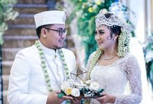 The Wedding of Rifky & Okky by The Neighbourhood