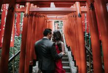 CHRIS & FIONA - JAPAN by AB Photographs