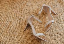 Amanda and Ephram Wedding Ceremony by Kreatif By Design