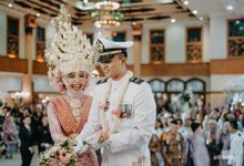 Caca & Furqon Wedding day by Inframe photo video