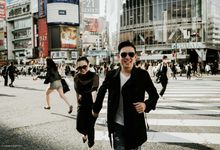 EVAN & JESSICA - JAPAN by AB Photographs