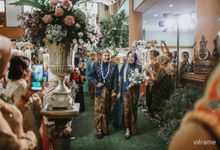 Arya & Aras Wedding day by Inframe photo video