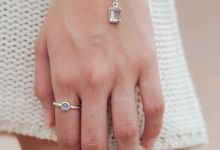 Bridesmaids Gift Jewellery Ideas by Tessellate.Co