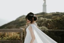 KRISTIAN & CRESSA - MELBOURNE by AB Photographs