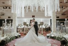 THE WEDDING OF KEVIN & MIKHAL by AB Photographs