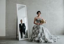 KEVIN & MIKHAL by AB Photographs