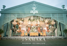 Tsamara Wedding Decoration Portfolio by Tsamara Resto