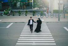 Prewedding of Yeselyn & Irfan by TeinMiere