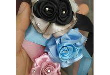 Perlengkapan Bride wedding - jakarta by ribbondecoration