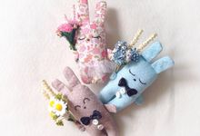 Corsage by Tooi Doll by Tooi Doll
