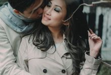 Shanghai Prewedding by Costes Portrait