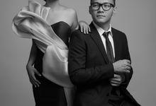Vanessa & Anson by renoashaf.w