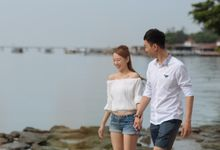 Couple Portraiture in Penang by Steven Yam Photography